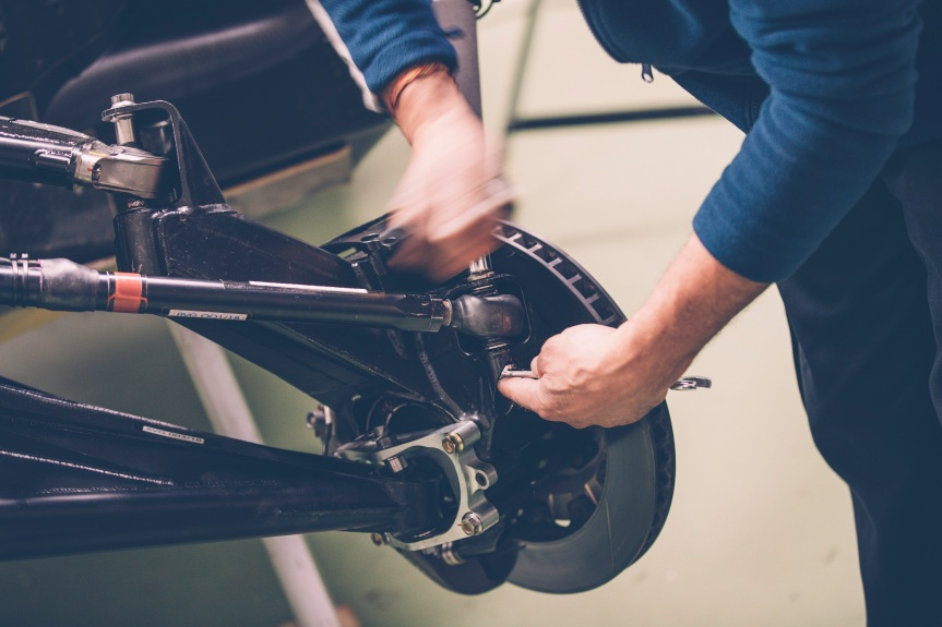 Así se construye el Peugeot 3008 DKR Maxi delDakar